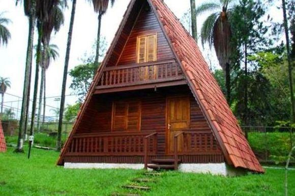 Dicas E 28 Modelos Para Construir Uma Casa De Madeira